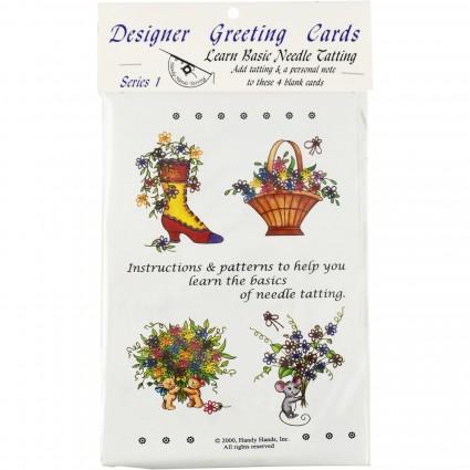 Designer Greeting Card Set #1