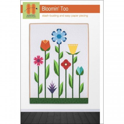 Bloomin too - pattern