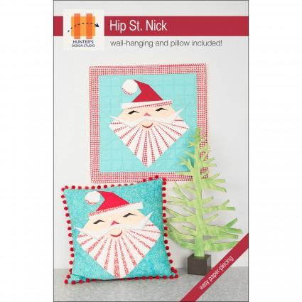 Hip St. Nick pattern multiple sizes