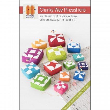 Chunky Wee Pincushion