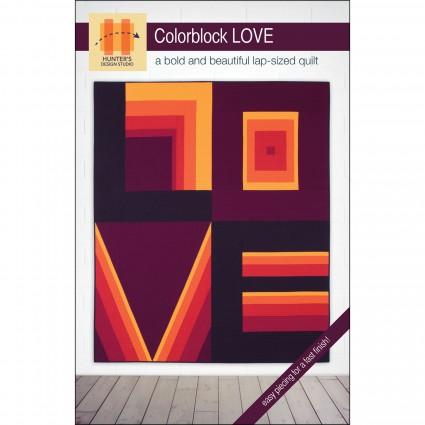 Colorblock LOVE
