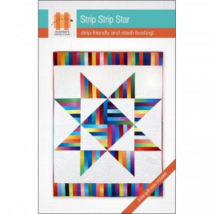 Strip Strip Star Pattern HDS081