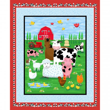 Panel 002 Farm Life
