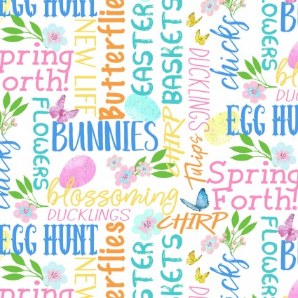 Easter Parade - Words Multi