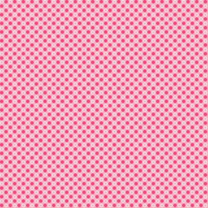 Cutie Tootie Pink Small Dots