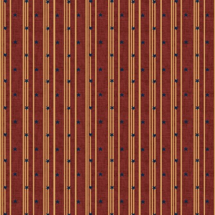 Liberty Star Ticking Stripes HEG1582-88