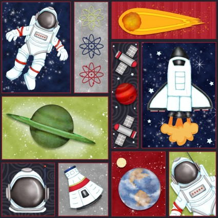 Space Walk - HEG1803-78