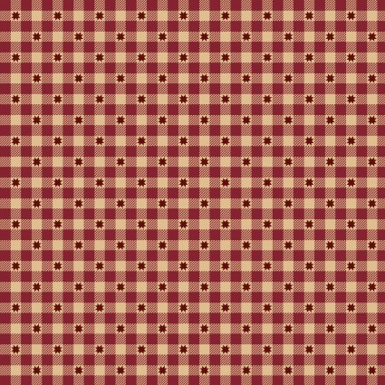 Idaho Prairie Star Red Check