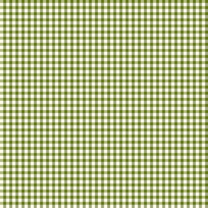 Ring in the Holly Days - Gingham Green