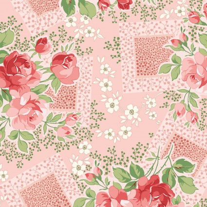 Violet's Garden 2405-22 Tearose