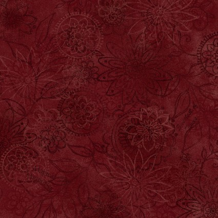 Best of Days - Wall Flower - Red