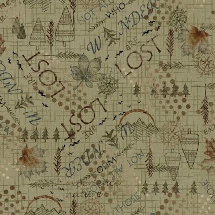 Folk Art Flannels IV