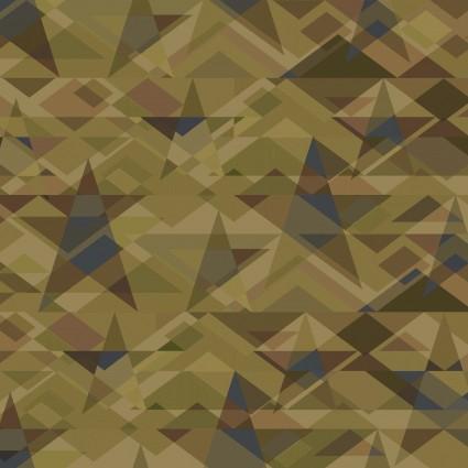 Scrap Happy Star Mosaic Lt Green