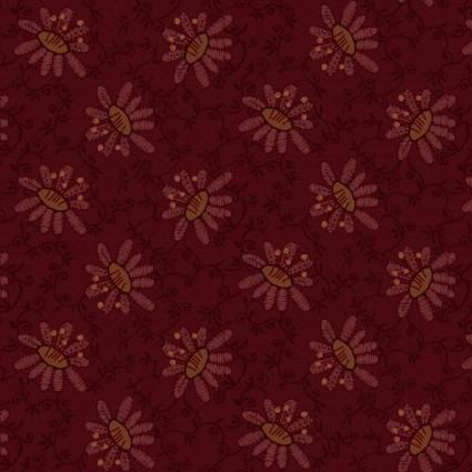 Scrap Happy Lacey Design Red