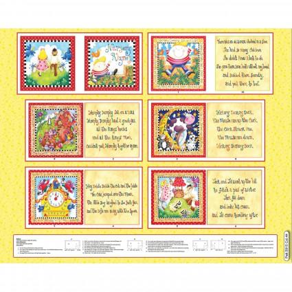 Little Readers Nursery Rhymes Soft Book