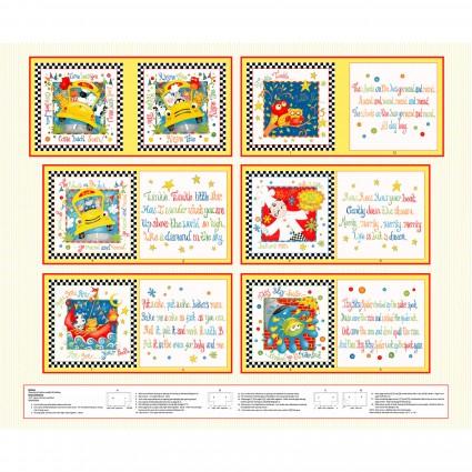 Little Readers - Nursery Rhymes Soft Book