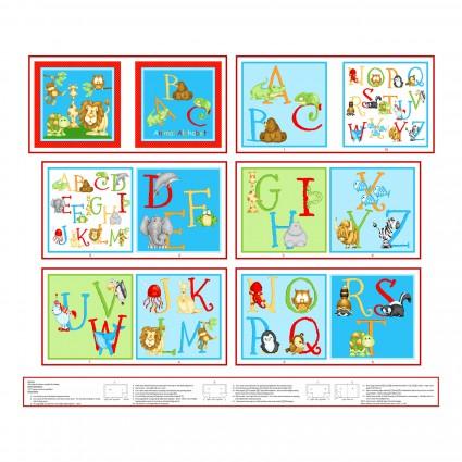 Little Readers Animal Alphabet