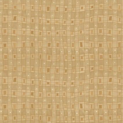 Linen Closet II-Small Grid Toast