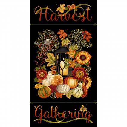 Harvest Gathering - Dark Background