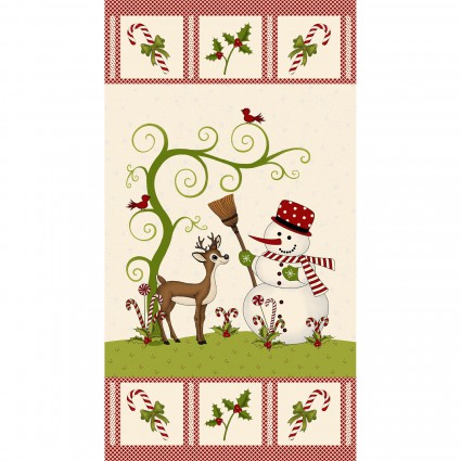 Reindeer Magic Panel