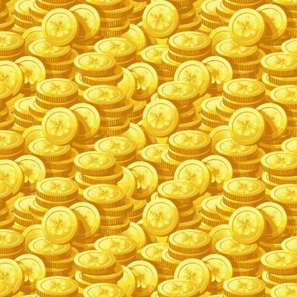 Pot of Gold- Gold Coins