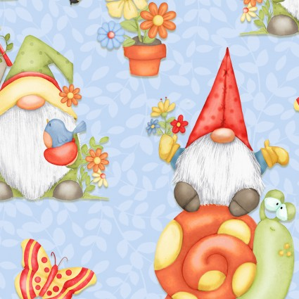 Gnome is Where Your Garden Grows