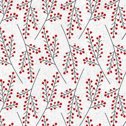 Frosty Friends 2-ply Flannel F6983-8