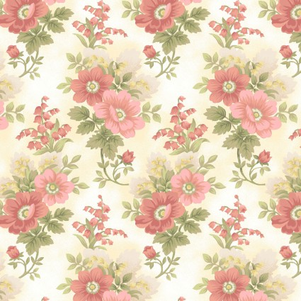 Gentle Garden 2-ply Flannel