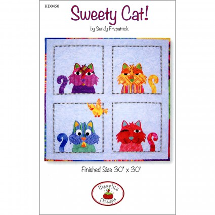 Pattern - Sweety Cat
