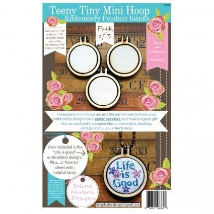 Teeny Tiny Mini Hoop