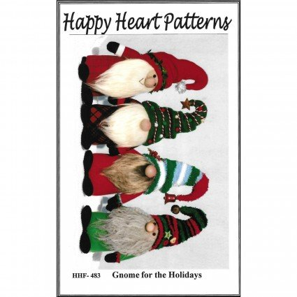 Gnome for the Holidays - Happy Heart Patterns