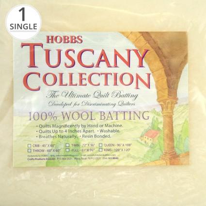 Tuscany Wool 72 x 96 Twin*+