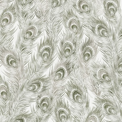 Bohemian Manor II - 5JYF-4 - Feathers Taupe