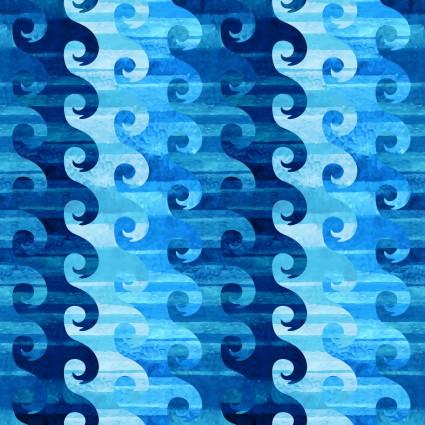 Calypso by Jason Yenter  Waves