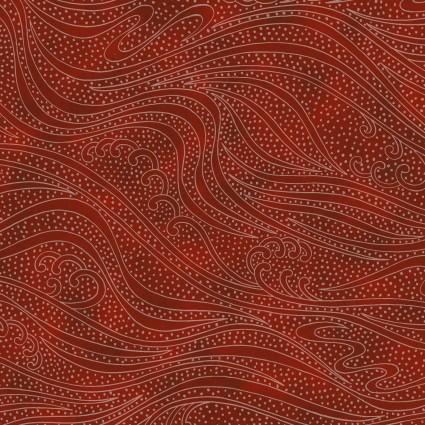 Color movement garnet