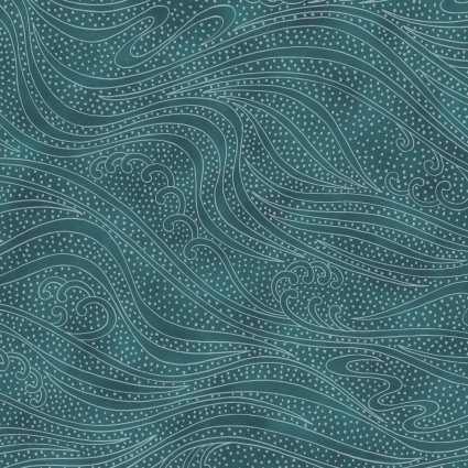 Color Movement - Teal