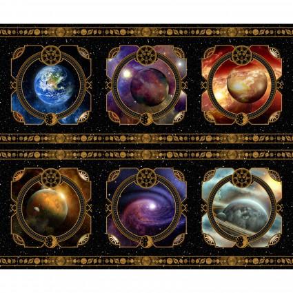 Cosmos Small Panel 36- Multi