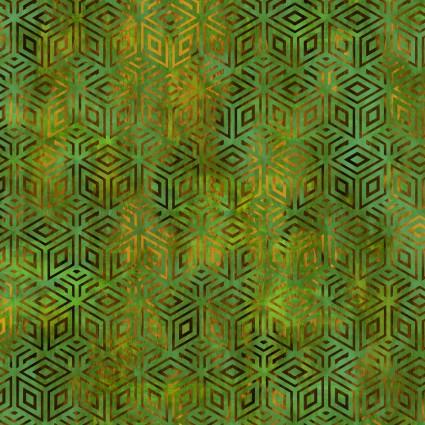 Cosmos - Cubes - Green