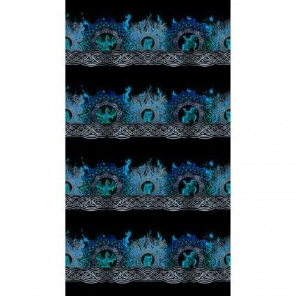 Dragons Blue Fury -- 3DRG-2