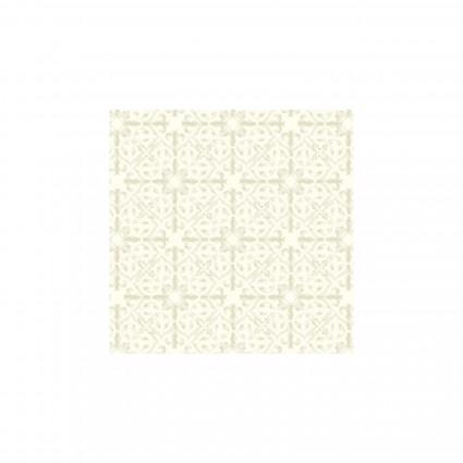 Deco Elegance - Tonal Tile - Cream