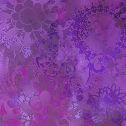 Diaphanous -Mystic Lace - Amethyst - 4ENC2