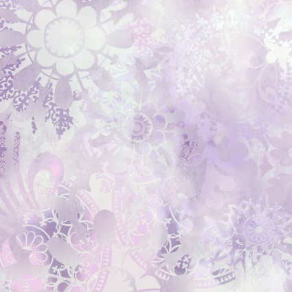 In The Beginning Diaphanous Mystic Lace Lilac