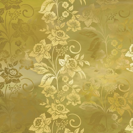 Diaphanous Enchanted Vines Gold