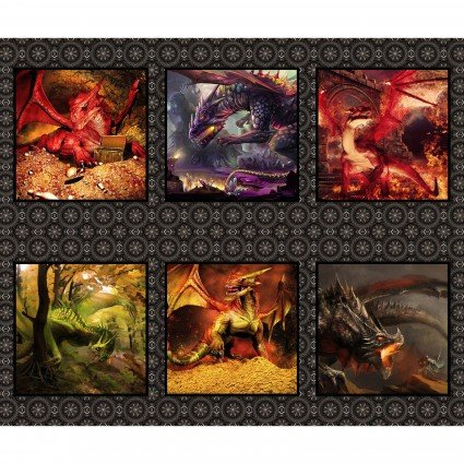 Dragons  Panel
