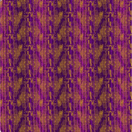 Dreamscapes I - 6JYD-3M - Metallic Stripe - Violet