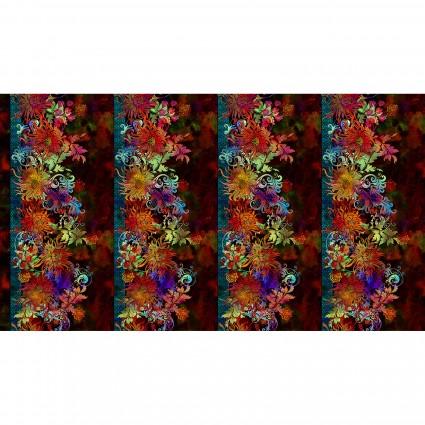 Floragraphix V - Border Print