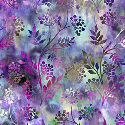 Floragraphix V Sprigs Purple