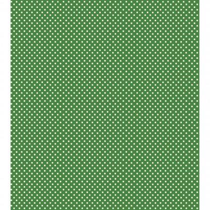 Garden Dots - 1GD-9 - Evergreen