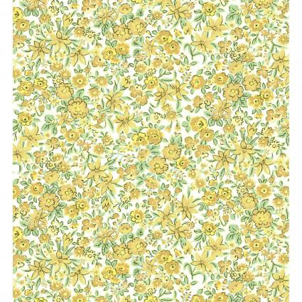 Garden Delights Yellow Flowers