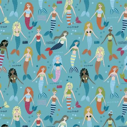 Mermaids & Unicorns -- 3MER-1